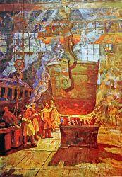 Сталелитейный завод