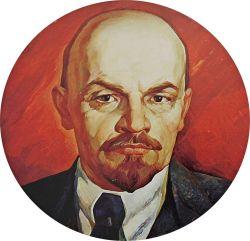 Портрет Ленина