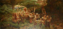 Праздник урожая на Украине